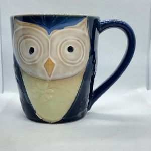 Elite Couture Owl Coffee Mug